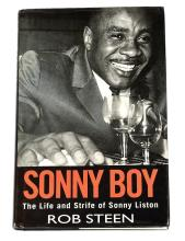 Sonny Boy Life and Strife of Sonny Liston Book