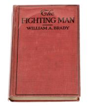 The Fighting Man by William A Brady Book