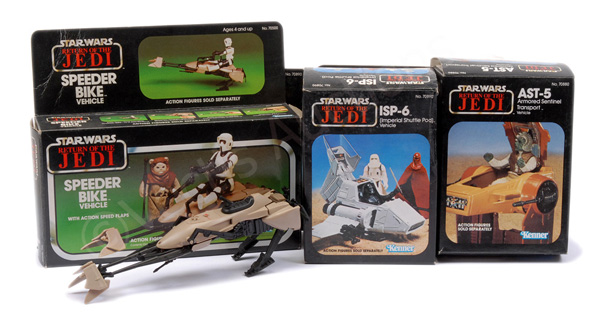 GRP inc Kenner Star Wars Return of the Jedi