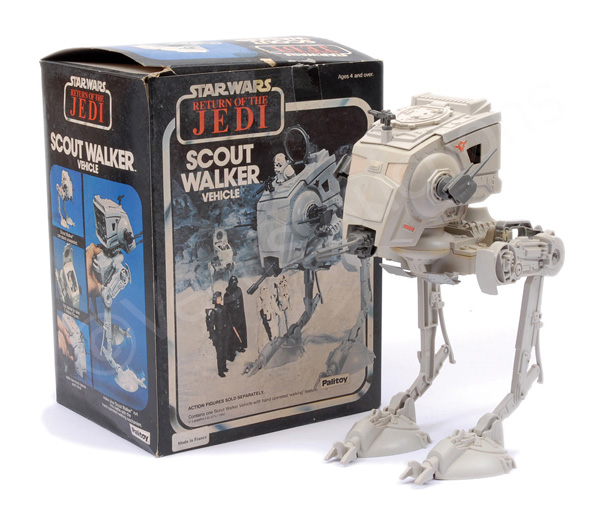 Palitoy Star Wars Return of the Jedi vintage
