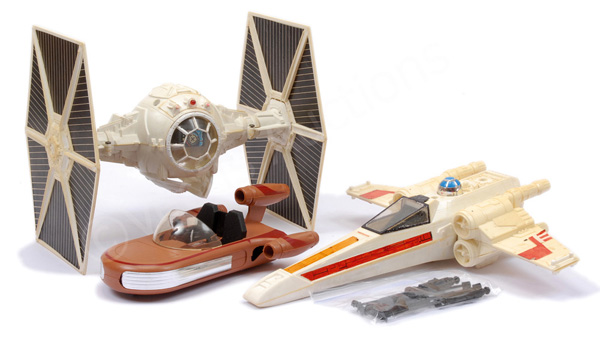 GRP inc Palitoy/Kenner Star Wars vintage X-Wing
