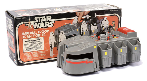 Palitoy Star Wars vintage Imperial Troop