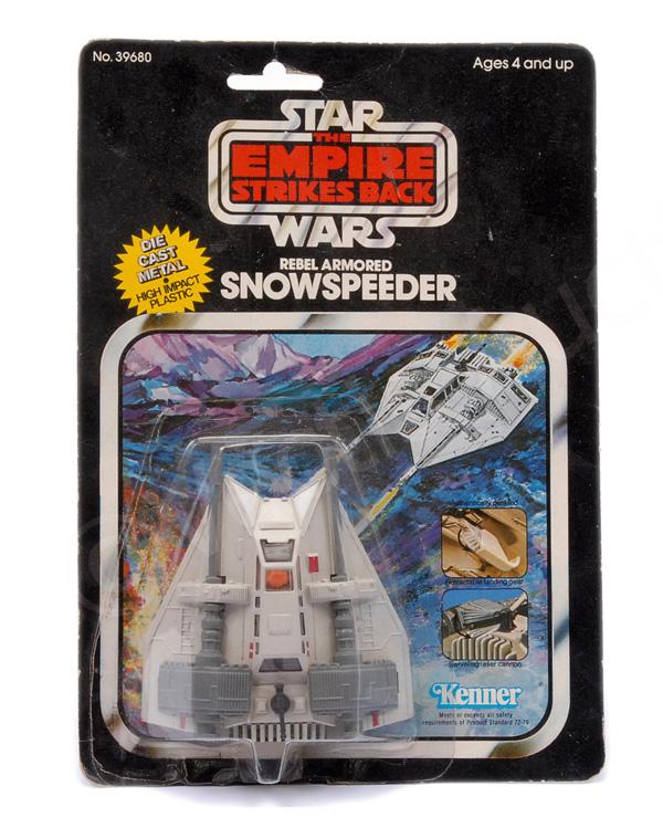 Kenner Star Wars The Empire Strikes Back vintage