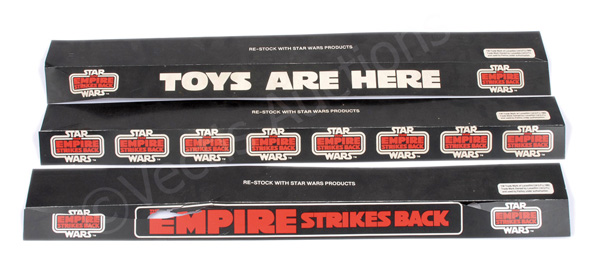 GRP inc Palitoy Star Wars The Empire Strikes