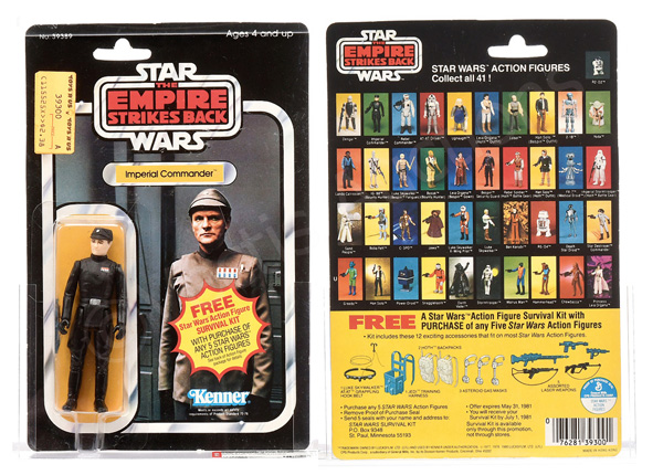 Kenner Star Wars The Empire Strikes Back