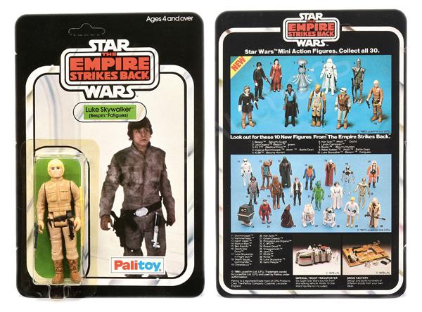 Palitoy Star Wars The Empire Strikes Back Luke