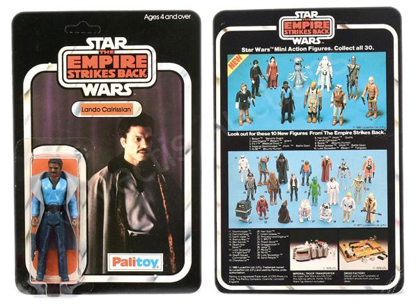 Palitoy Star Wars The Empire Strikes Back Lando