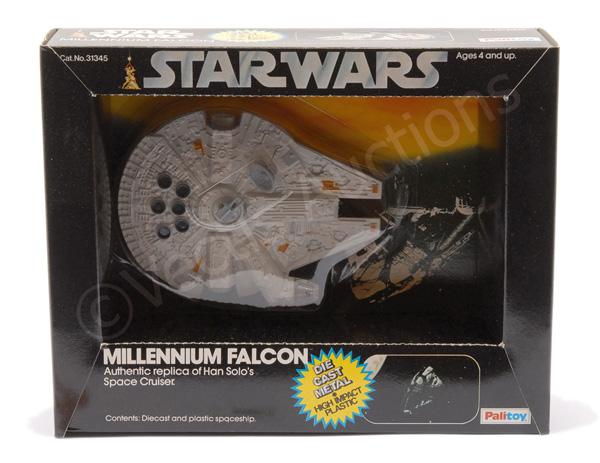 Palitoy Star Wars Millennium Falcon diecast