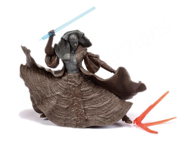 Star Wars prototype Luminara Unduli 3 3/4
