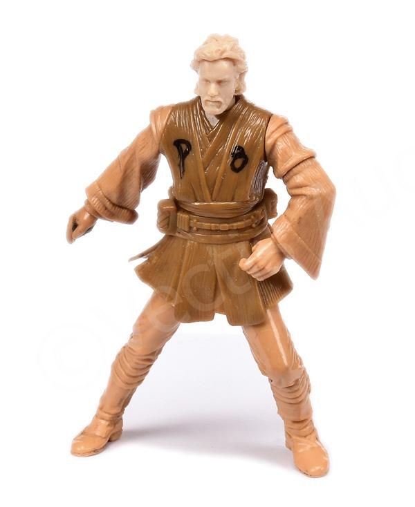 Star Wars prototype Obi-Wan Kenobi 3 3/4