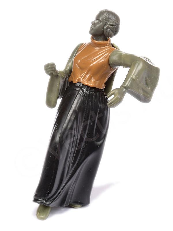 Star Wars prototype Leia Original (2001) 3 3/4