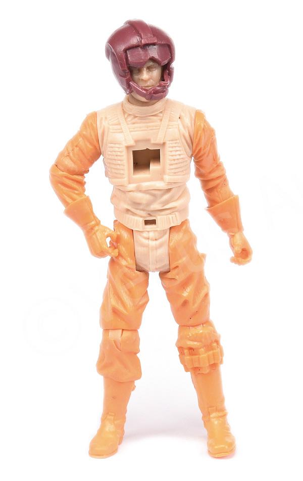 Star Wars prototype Dutch Vander 3 3/4