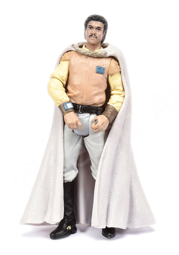 Star Wars Lando General hand painted first shot