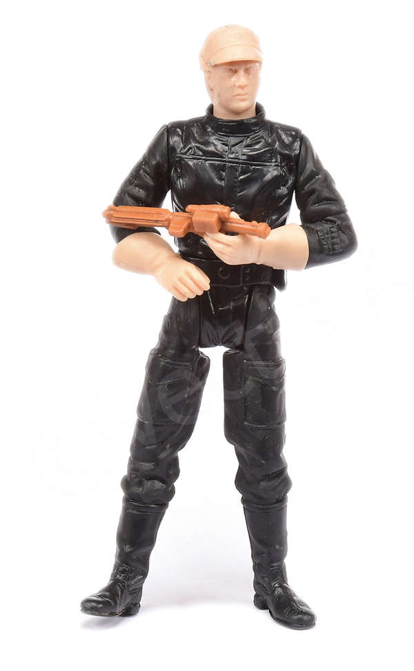 Star Wars prototype Imperial Officer 3 3/4