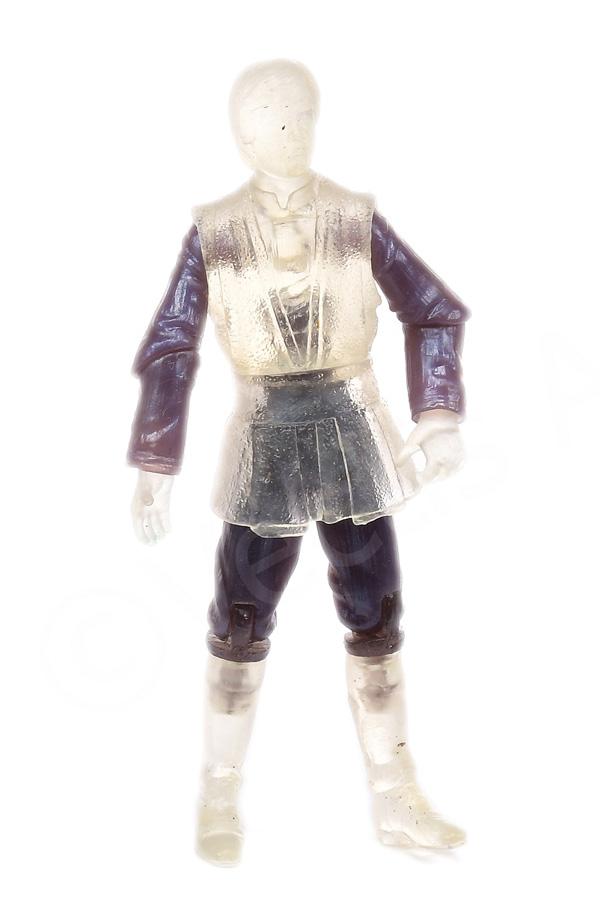 Star Wars prototype Luke Hologram (no COO)