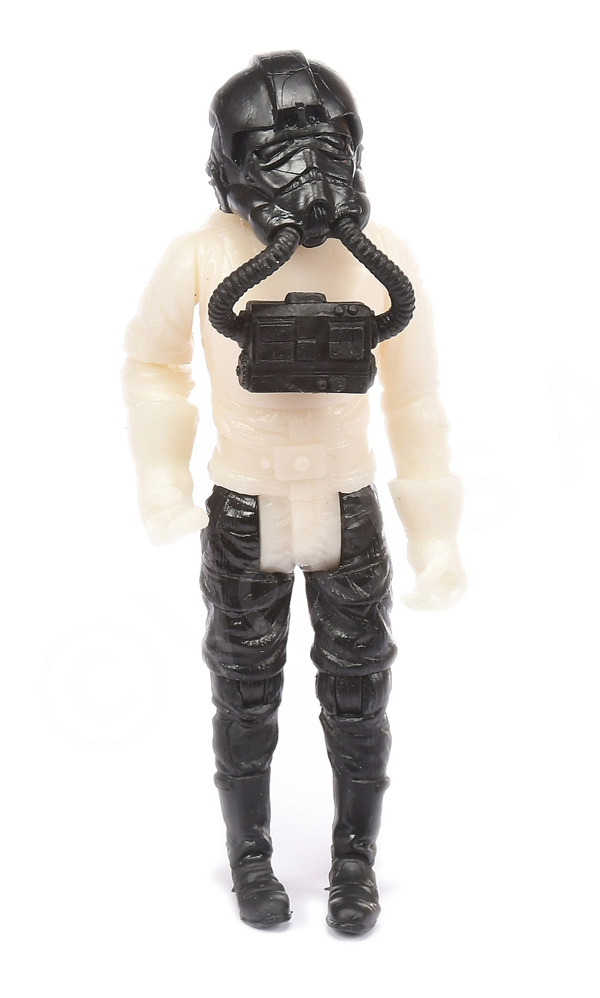 Star Wars prototype TIE Pilot 3 3/4