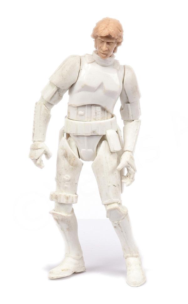 Star Wars prototype Han Stormtrooper 3 3/4