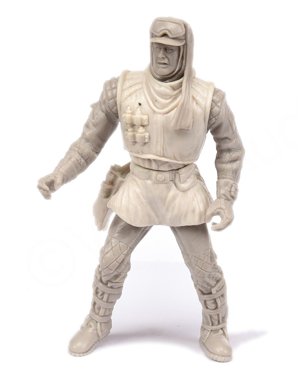 Star Wars prototype Hoth Rebel Soldier 3 3/4
