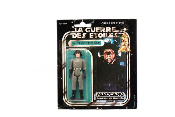 Meccano (France) Star Wars Le Cdt de l'Etoile
