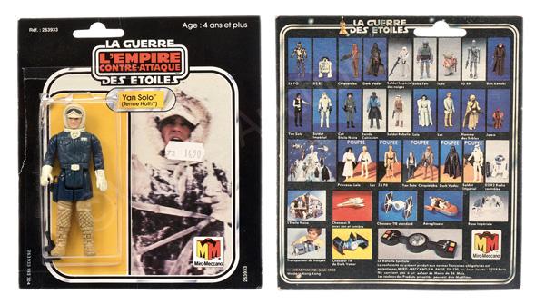 Meccano (France) Star Wars The Empire Strikes