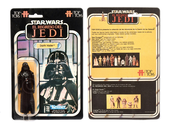 Top Toys (Argentina) Star Wars El Regresso del