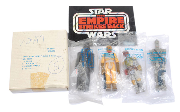 Kenner Star Wars The Empire Strikes Back Sears