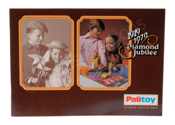 Palitoy 1979 Diamond Jubilee General Sales