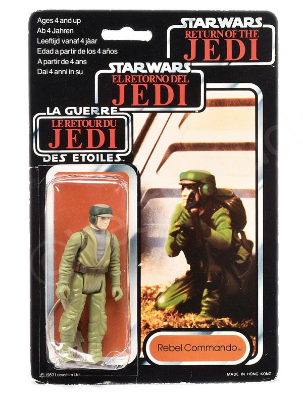 Star Wars Return of the Jedi Tri-Logo Rebel
