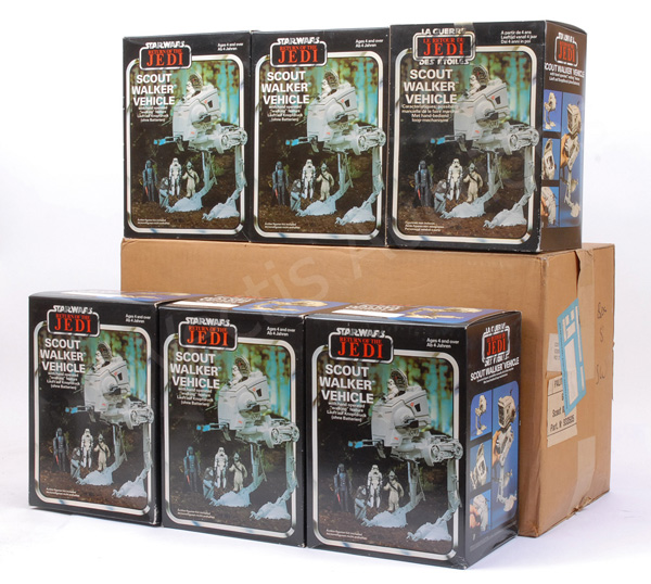 Palitoy/General Mills/Meccano Star Wars Return