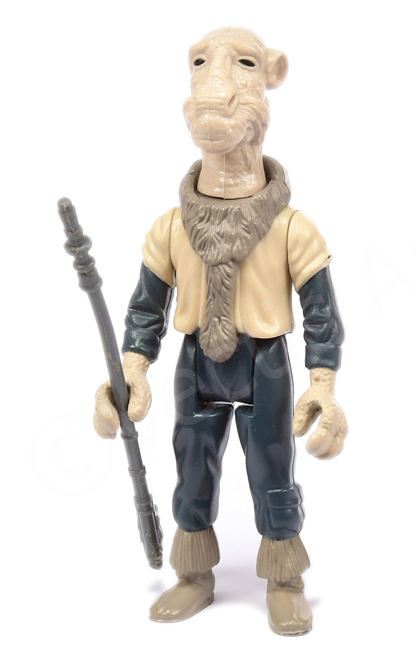 Palitoy/Kenner Star Wars Yak Face vintage 3 3/4