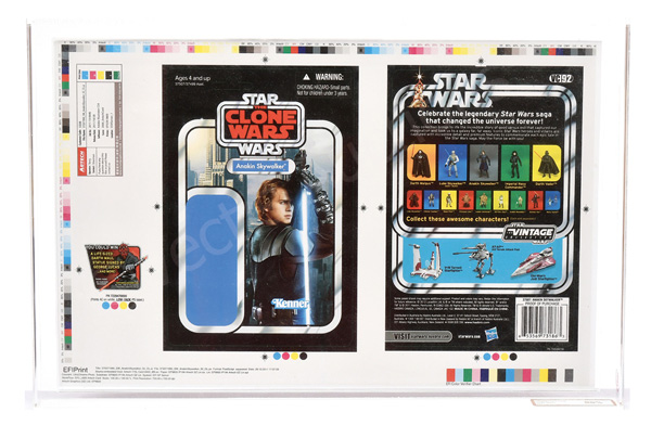 Hasbro Star Wars 2012 Vintage Collection Clone