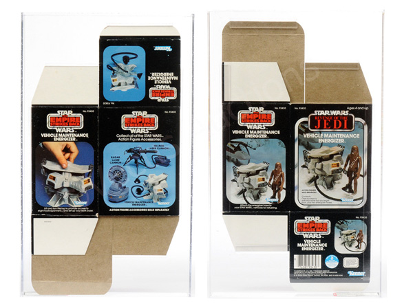 Kenner Star Wars 1982 Empire Strikes Back box