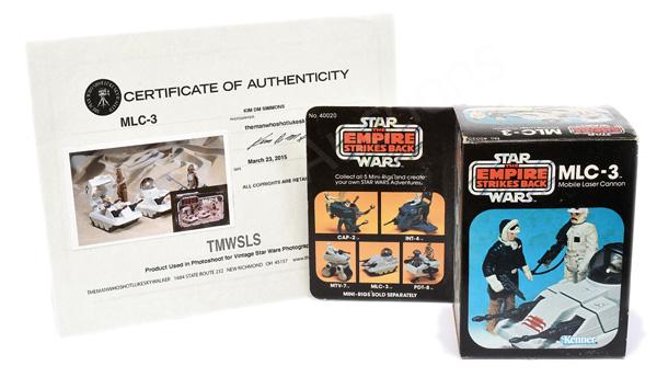 Kenner Star Wars The Empire Strikes Back MLC-3