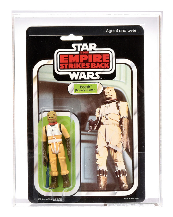 Palitoy The Empire Strikes Back Bossk (Bounty