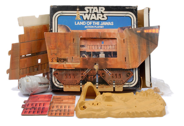 Kenner Star Wars Land of the Jawas Action