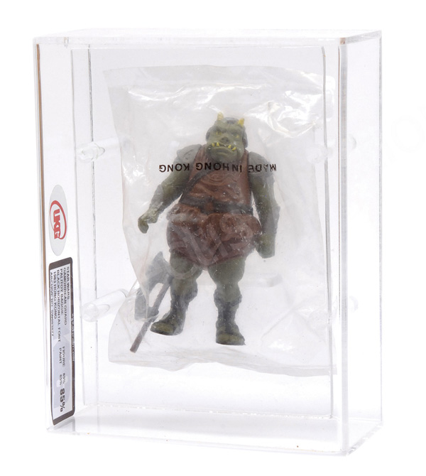 Palitoy baggie Star Wars Gamorrean Guard 3 3/4