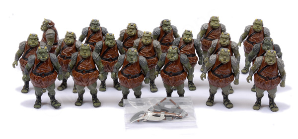 GRP inc Palitoy/Kenner Star Wars Gamorrean Guard