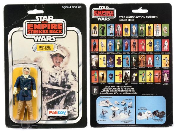 Palitoy Star Wars Empire Strikes Back vintage
