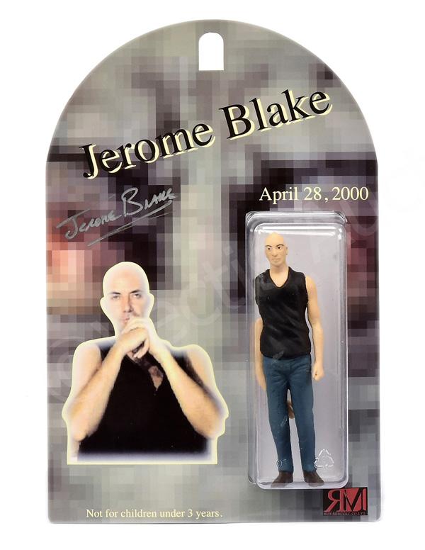 Red Mercury Jerome Blake (Rune Haako, Mas