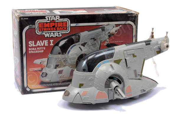 Kenner Star Wars The Empire Strikes Back Slave I