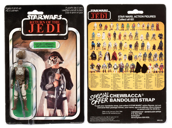 Palitoy/Kenner Star Wars Return of the Jedi