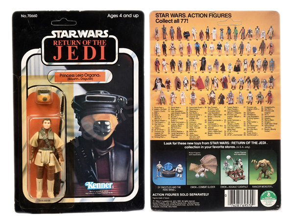 Kenner Star Wars Return of the Jedi Princess