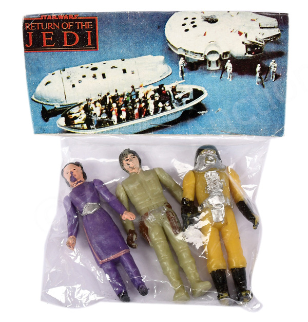 Star Wars Return of the Jedi Bootleg 3 3/4