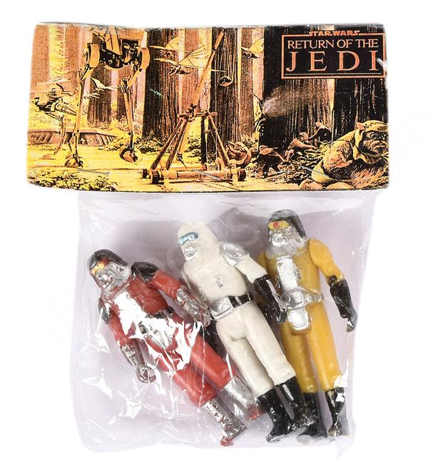 Star Wars Return of the Jedi Bootleg 3 3/3