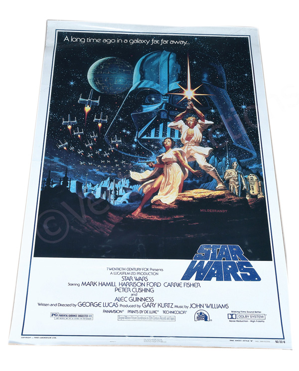 Kilian Enterprises Star Wars 25th Anniversary LE