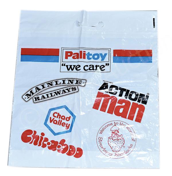 Palitoy vintage carrier bag,