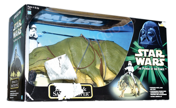 Hasbro Star Wars Power of the Force II Action