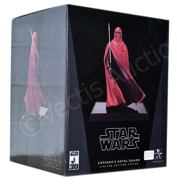 Gentle Giant Star Wars 30th Emperor's Royal