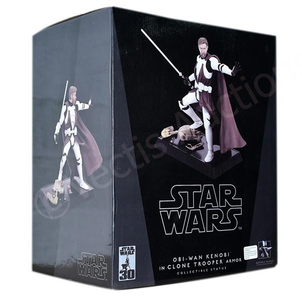 Gentle Giant Star Wars 30th Obi-Wan Kenobi