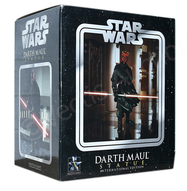 Gentle Giant Star Wars Darth Maul International